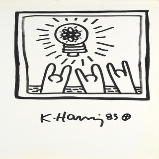 Keith-Haring-Three-men