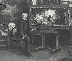 Félix Joseph Barrias, peintre et dessinateur