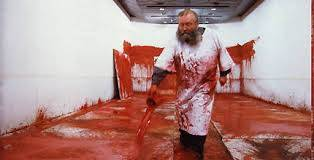 Hermann Nitsch, happenings de cris et de bruits