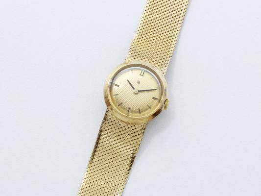 Lip, montre en or