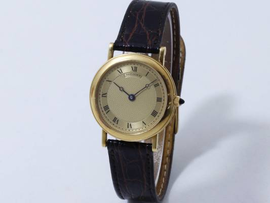 Breguet, montre homme en or