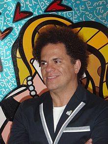 Romero Britto, entre pop art, cubisme et graffiti