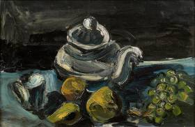 Emile Othon Friesz, nature morte, tableau