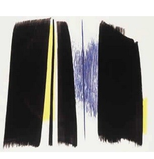 Hans Hartung, chef de file de L'abstraction Lyrique
