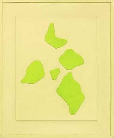 Hans Arp ou Jean Arp - Constellation