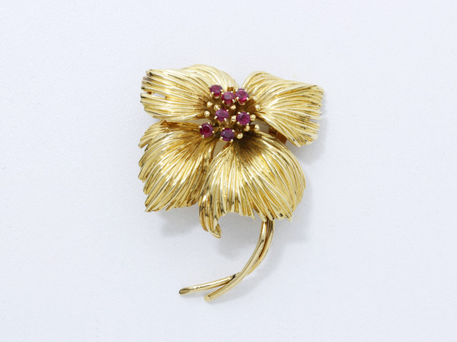 Van Cleef and Arpels, broche