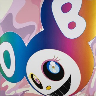 Takashi MURAKAMI - And Then Rainbow - Sérigraphie