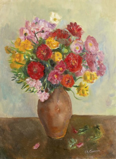 Charles Camoin, bouquet