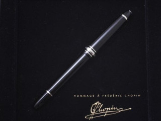 Montblanc, stylo hommage à Chopin