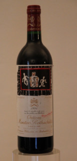Mouton Rothschild, étiquette Karel Appel